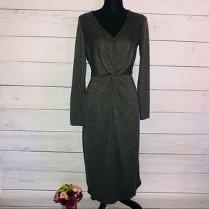 NWT Joe Fresh Twisted Front Dress